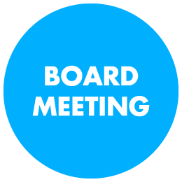May Board Meeting Rescheduled